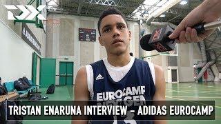 Tristan Enaruna Interview - Adidas Eurocamp