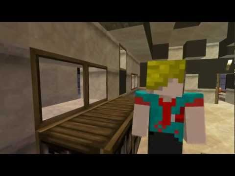 Legend of the Creeper [Minecraft Machinima] #2