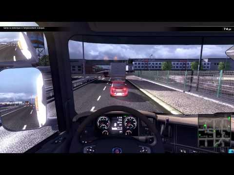 camion scania - Nouveau jeu de simulation de camion Scania . On peut le considérer comme le second tophus de l'avant première d'Euro Truck Simulator 2 Tags suppl':Scania Tru...