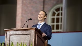 Video Facebook Founder Mark Zuckerberg Commencement Address | Harvard Commencement 2017 MP3, 3GP, MP4, WEBM, AVI, FLV September 2018