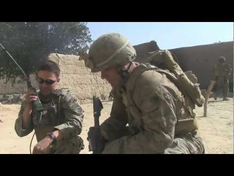 Download Afghanistan Raw Footage Us Marine Patrol Ambush And