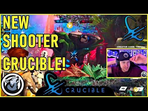 NEW SHOOTER CRUCIBLE! VISS w/ JoshOG