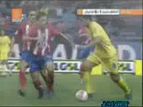 Video Juan Roman Riquelme goles y asistencias