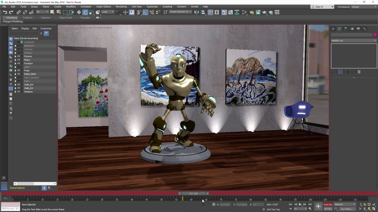 video/working motion 3ds max tutorial