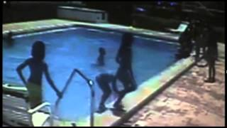 Pool Drowning Footage