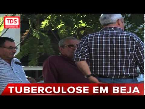 CASO DE TUBERCULOSE NA PRISÃO DE BEJA