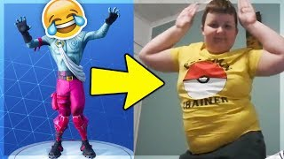 FORTNITE TRY NOT TO LAUGH! - Fortnite Funny Moments Challenge