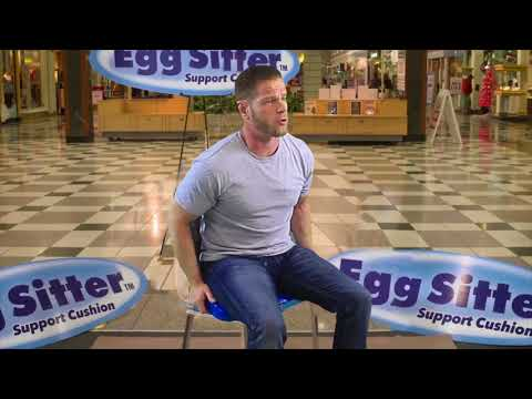 If Commercials were Real Life - The Egg Sitter