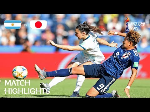 Argentina v Japan - FIFA Women's World Cup France 2019™