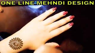 Nonton SINGLE LINE MEHNDI DESIGN    ONE LINE MEHNDI DESIGN   SIMPLE AND EASIEST ONE LINE MEHNDI Film Subtitle Indonesia Streaming Movie Download