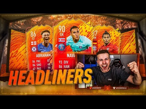 FIFA 20: Late Night HEADLINERS Pack Opening + WL ENDSPURT 😱🔥