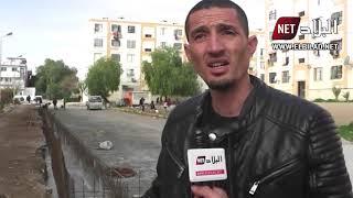 أم البواقي : اعادة تهيئة احياء و شوارع مهيأة من قبل يثير الجدل