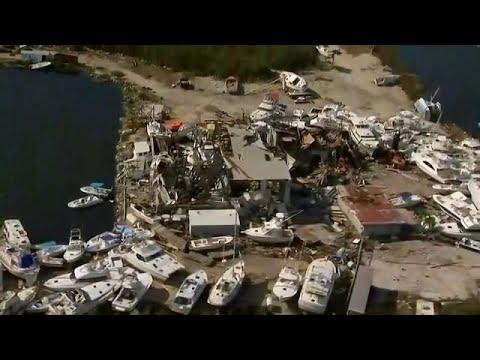 Rekord: 2017 war das bish erteuerste US-Katastrophenjahr