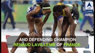 Nonton Shaunae Miller dives across line for gold medal in women's 400 meters Film Subtitle Indonesia Streaming Movie Download
