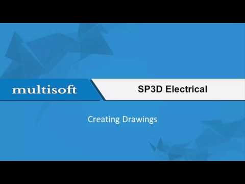 An encounter with SP3D Electrical