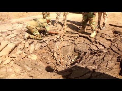 Somalia: Die US-Armee greift die al-Shabaab-Miliz an