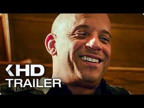 XXx: Return Of Xander Cage Trailer (2017)