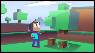 MINECRAFT LOGIC (Cartoon Animation)