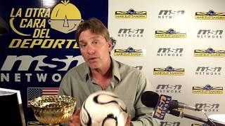 La Copa Oro, es de Lata MSN