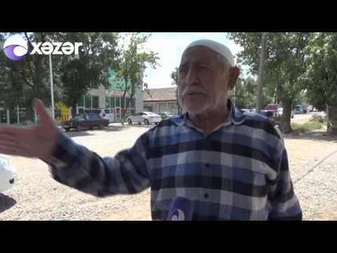 Cəlilabadda küçə ticarəti bu yolları iflic edib (видео)