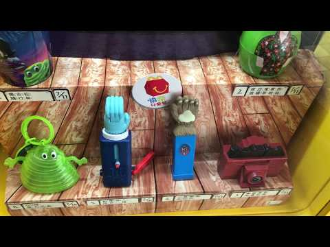 麥當勞Mcdonald's Happy Meal Toy 快樂兒童餐 尖叫旅社3 怪獸假期 Hotel Transylvania 3: Summer Vacation