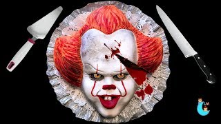 Video IT Pennywise Cake 🎈 Torta de Pennywise 🤡 Halloween Ideas 🤡 Luna Mia MP3, 3GP, MP4, WEBM, AVI, FLV Mei 2018