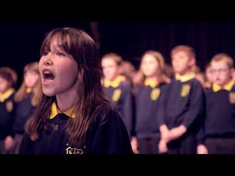 Irish Schoolgirl Kaylee Rodgers Singing Hallelujah Official Video Full HD