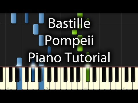 Pompeii - Bastille video tutorial preview