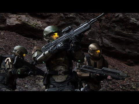 NEW - At SDCC 343 Industries revealed new trailers for Halo: Nightfall and Halo 2 Anniversary, a new Condor vehicle, and a remastered Zanzibar. LIKE for Halo news! SUBSCRIBE for more! ▻http://bit.ly/Su...