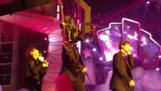 161119 Melon Music Awards BTS Fire