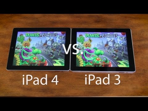 4th Generation - iPad 4th Generation vs 3rd Generation Speedtest & Gaming Performance My iPad 4th Generation comparison vs the iPad 3rd Generation including Geekbench, Gaming...