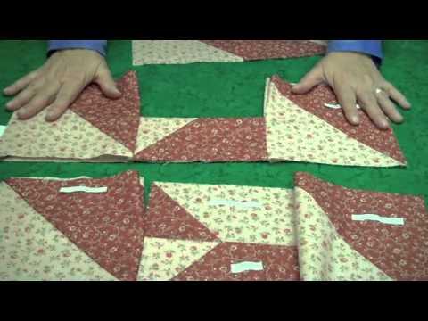 creazione di un blocco in patchwork