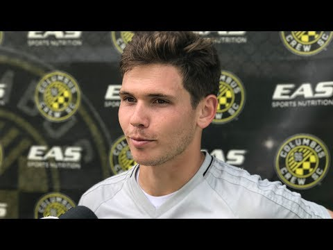 Video: SOUNDBYTE | Wil Trapp speaks to the media after Thursday's training session