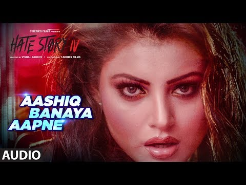 Video Aashiq Banaya Aapne Full Audio | Hate Story IV |  Urvashi Rautela | Himesh Reshammiya Neha Kakkar download in MP3, 3GP, MP4, WEBM, AVI, FLV January 2017