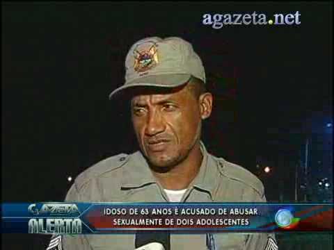 Idoso de 63 anos é preso acusado de pedofilia em  Capixaba