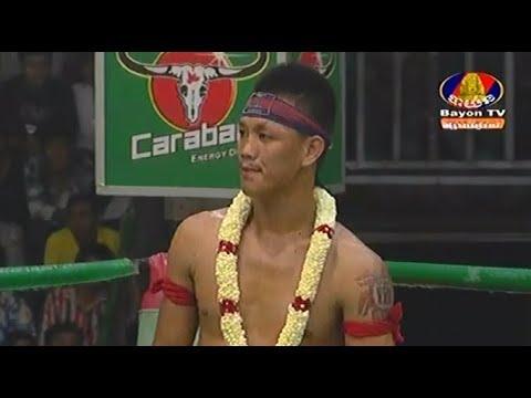 Vong Noy vs Sonnaray(thai), Khmer Boxing Bayon 06 May 2018, Kun Khmer vs Muay Thai