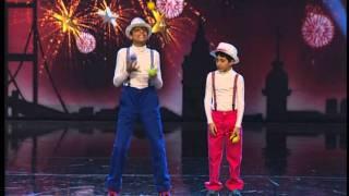 Yetenek Sizsiniz Türkiye - Muhammet&Mehmet - 06.02.2012