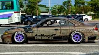 Fitted_fes S14 SILVIA
