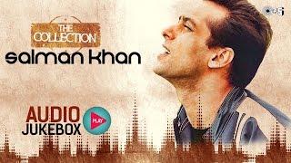 Salman Khan Hit Songs Collection   Full Songs Audio Jukebox