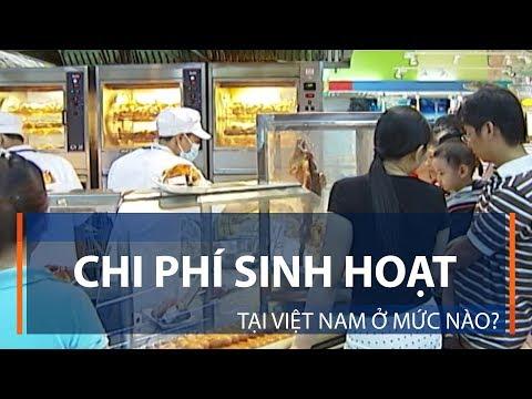 Chi phí sinh hoạt tại Việt Nam ở mức nào? | VTC1 - Thời lượng: 2 phút, 35 giây.