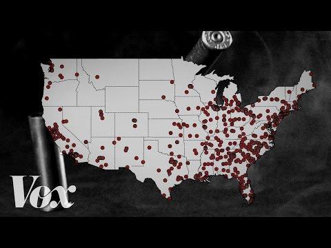 America's gun problem, explained in 90 seconds