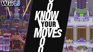 MORE Ness/Lucas Stage & Music SECRETS! – Know Your Moves