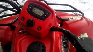 8. 2006 Arctic Cat 250 2x4 for sale.