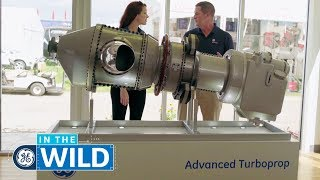 Download Video Advanced Turboprop: The First Engine With Extensive Additive Manufacturing - In The Wild - GE MP3 3GP MP4