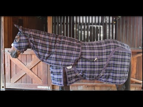 Caribu Wool Horse Rug Collection Video