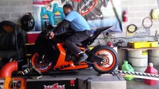 7. 2011 ktm RC8R RnR cycles dyno run.