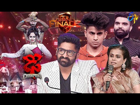Dhee Champions | 9th December 2020 | Grand Finale Level | Latest Promo | ETV Telugu
