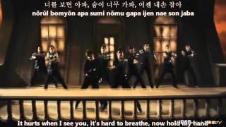 [kpopsubs] SS501 - Love Ya [english subs _ romanization _ hangul]