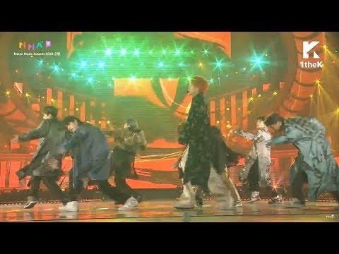 (Vietsub) BTS Intro + 'IDOL' @ Melon Music Awards (MMA 2018) - Thời lượng: 6:35.