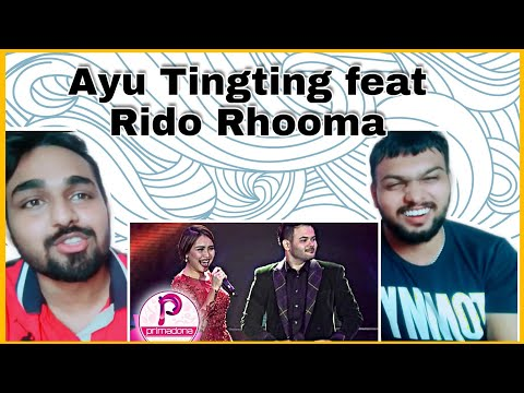 Indian reaction on Ayu Ting Ting Feat Ridho Rhoma